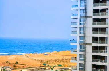 5 pièces front de mer, Ir Yamim (Netanya)