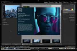 Adobe Photoshop Lightroom Classic CC 2018