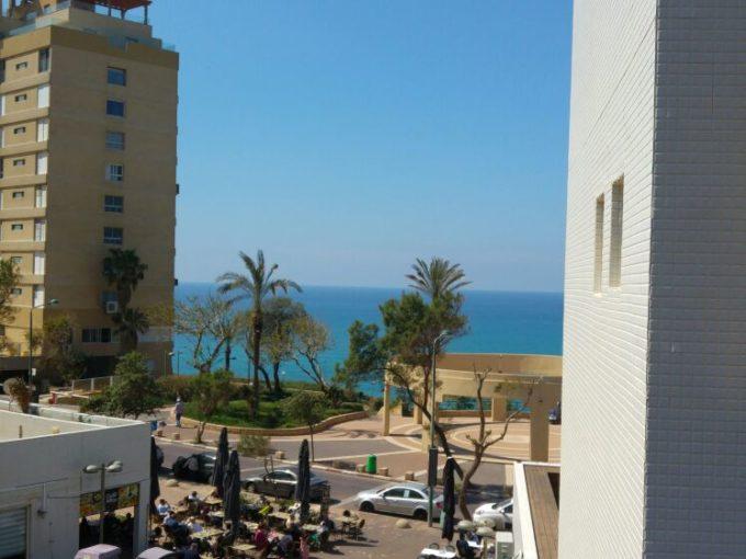 Appartement de 4 pièces face à la mer